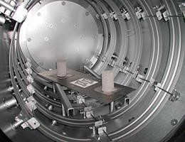 All-metallic hot zoned vacuum furnace for the sintering of metal injection molded parts [MIM]