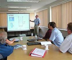 VFE vacuum furnace training